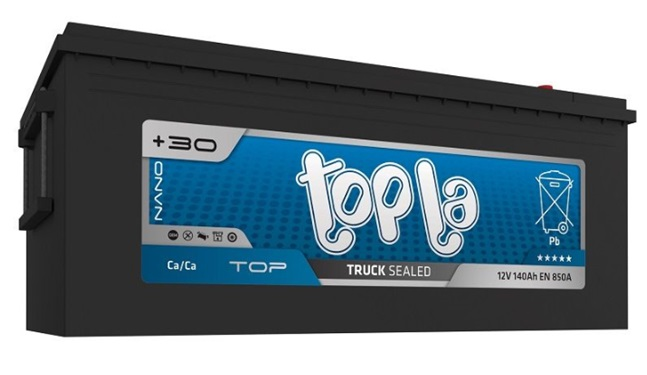 Top Sealed Truck