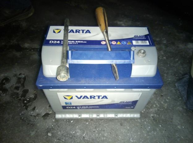 Аккумуляторная батарея от стороннего производителя