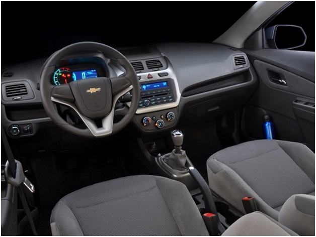 Салон автомобиля Cobalt