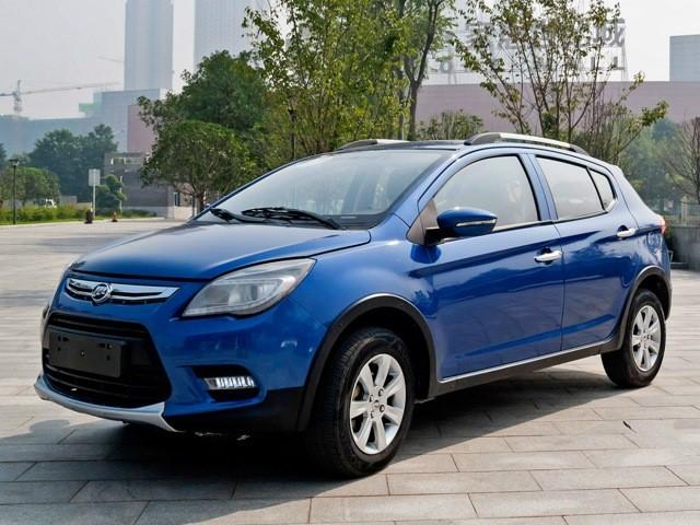 Внешний вид автомобиля Lifan X50