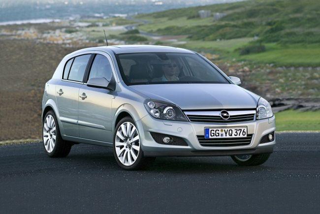 Opel Astra H Enjoy