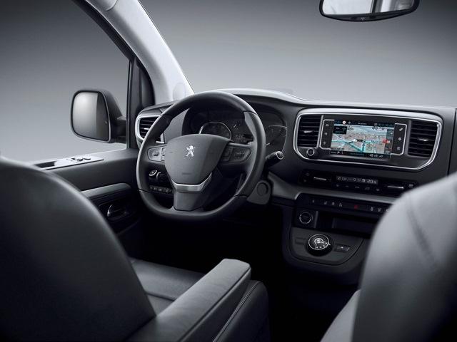 Салон Peugeot Traveller