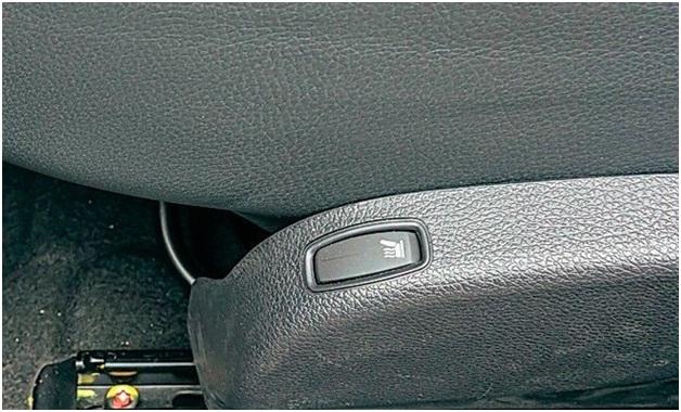 Кнопка включения подогрева сидений