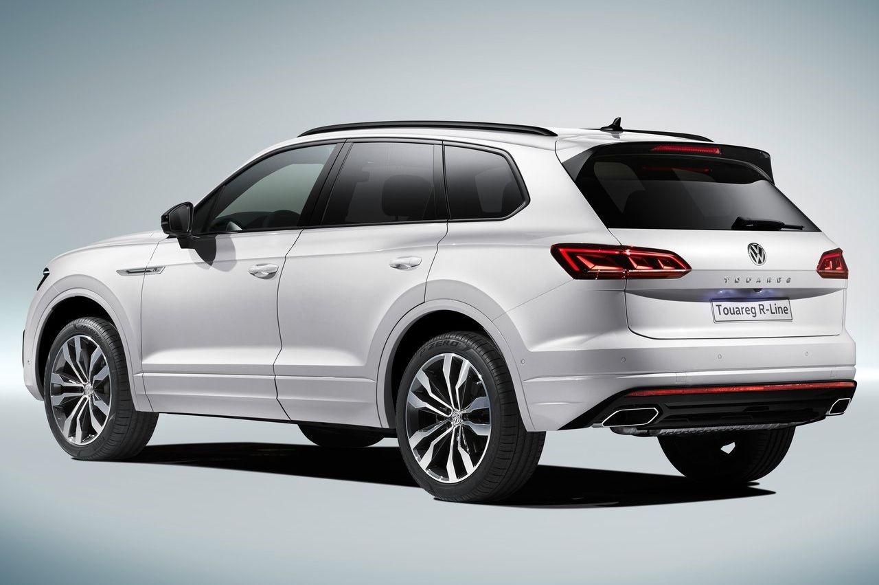 Volkswagen Touareg Status