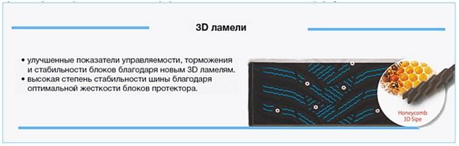 3Dламели