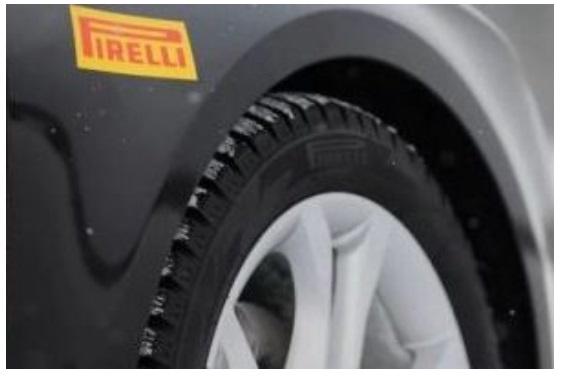 Шины Pirelli Formula Ice