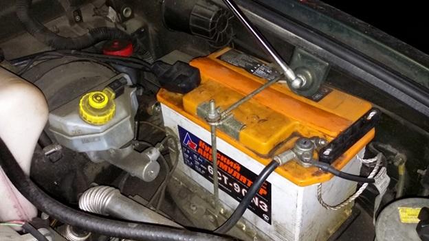 Аккумулятор на УАЗ Патриот