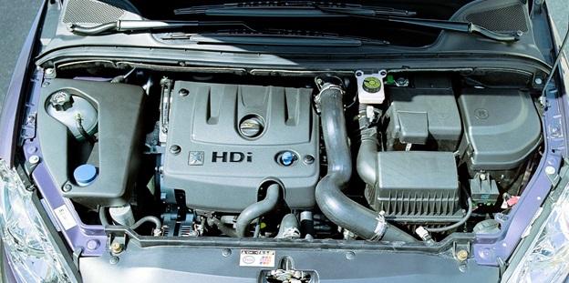 Под капотом Peugeot 307 HDi