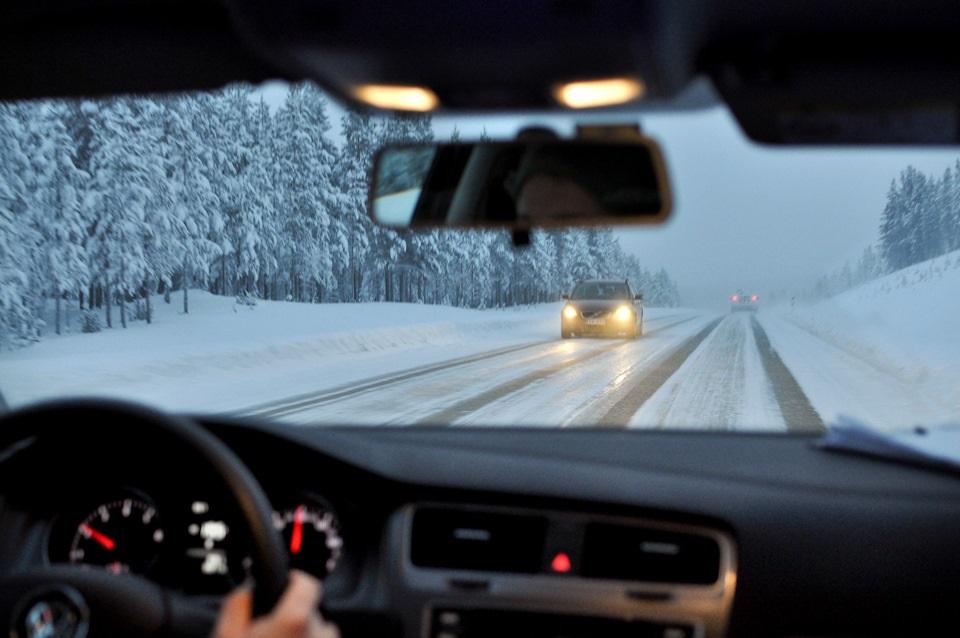 Устойчивость на дороге