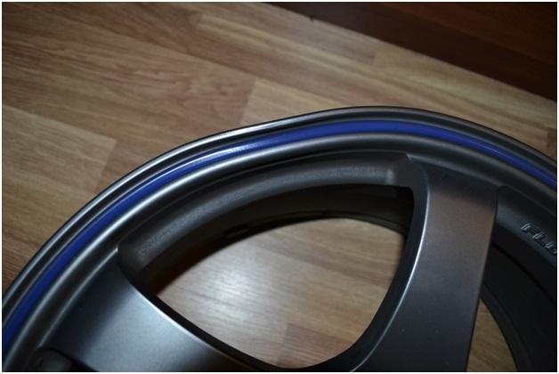Помятый диск
