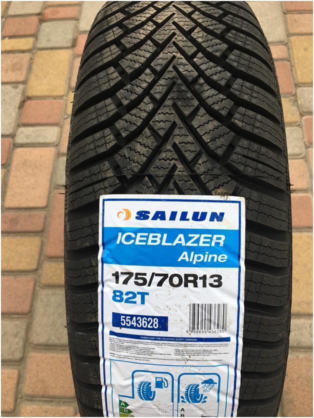 Автомобильная резина Sailun Ice Blazer