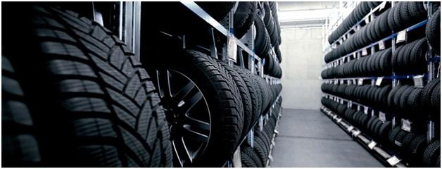 Большой выбор шин