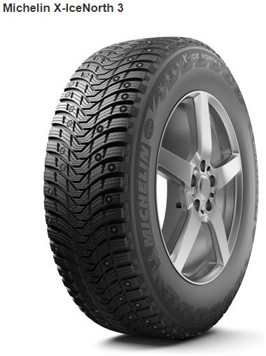 Michelin X-IceNorth 3