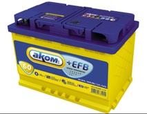 EFB-аккумуляторы
