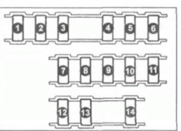 Дополнительный монтажный блок