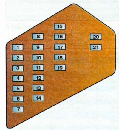 Блок, расположенный в торце торпеды