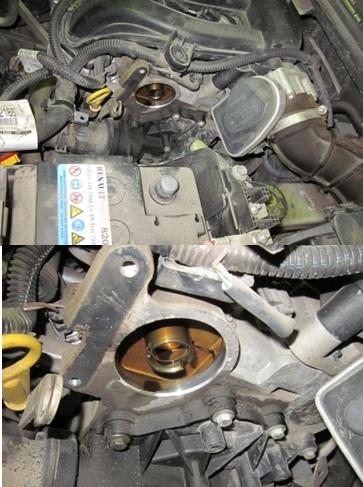 Ремень ГРМ Renault Fluence