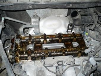 Цепь ГРМ Mazda CX-7