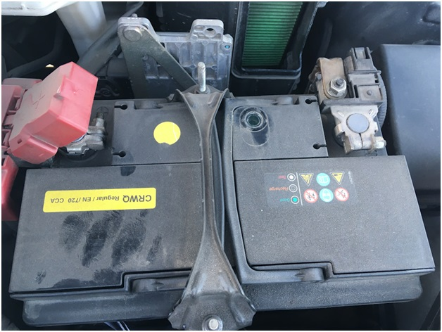 Аккумуляторная батарея Nissan Qashqai