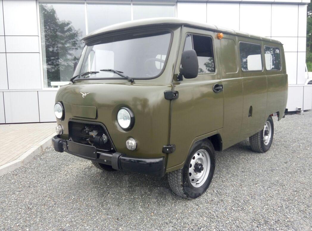 УАЗ-462