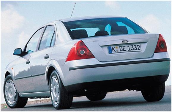 Автомобиль Форд Мондео3