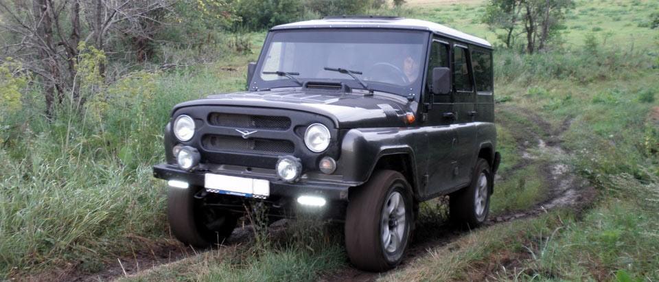 УАЗ «Hunter»