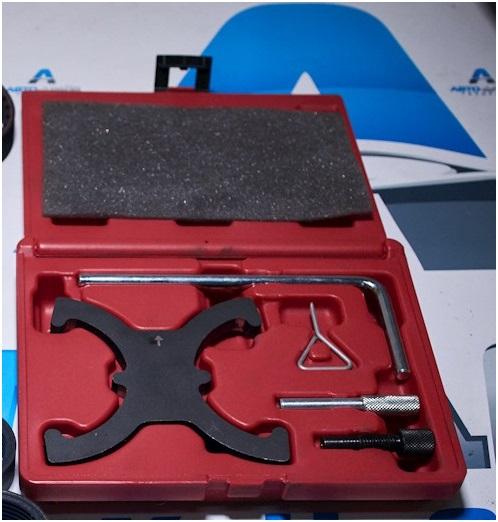 Комплект специнстрементов для замены ремня ГРМ Фокус 3