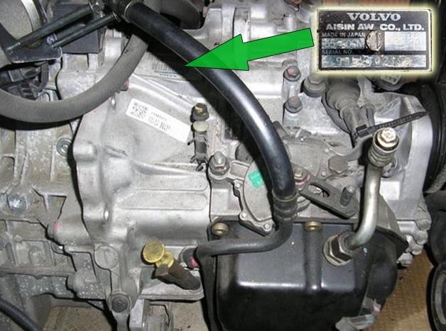 АКПП Volvo XC90