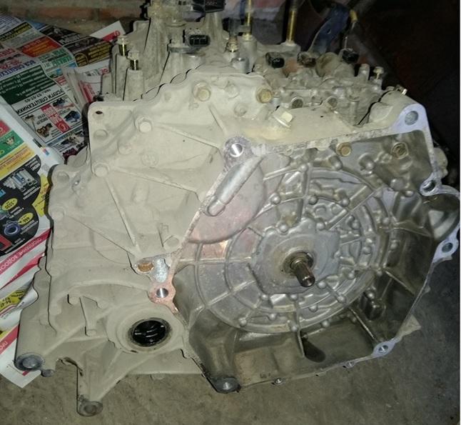 Вариатор Honda Fit