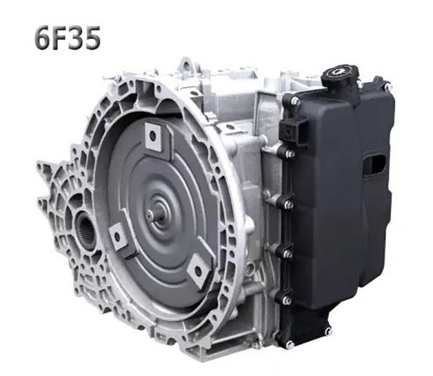 Шестиступенчатая автоматическая коробка перемены передач 6F35