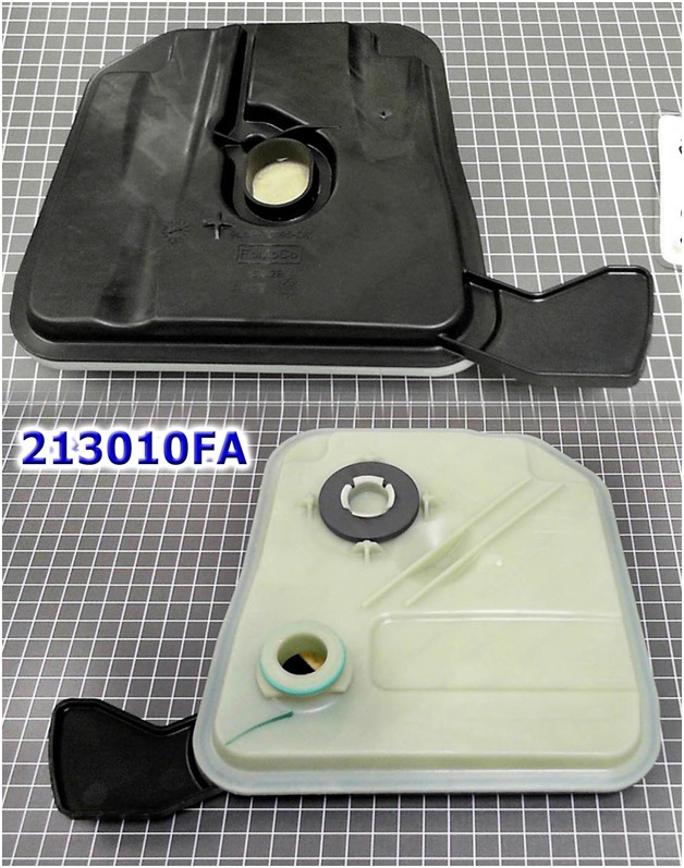 Пластиковый фильтр с двойной фетровой мембраной