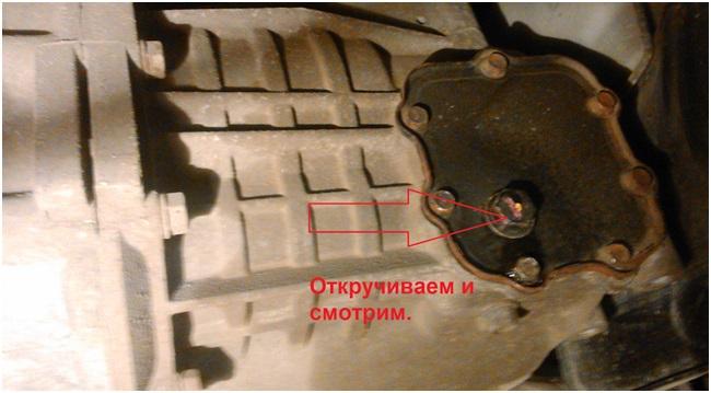Проверка износа гидроблока