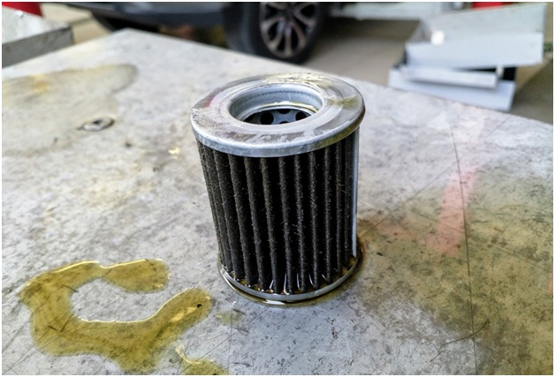 Масляный фильтр тонкой очистки