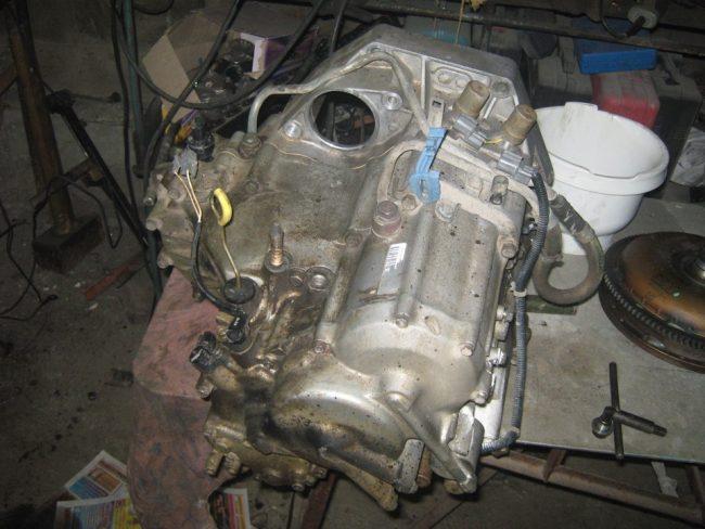 Автоматическая трансмиссия Honda CR V RD1