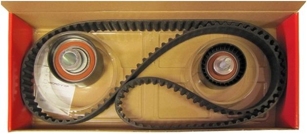 Ремень ГРМ для Лада Гранта с 16-ти клапанным силовым агрегатом