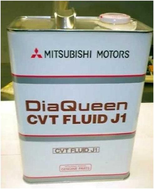 Трансмиссионное масло Mitsubishi