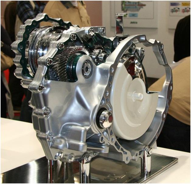 Вариатор Jatco JF011E, который по классификации Nissan обозначается моделью RE0F10A/B/C