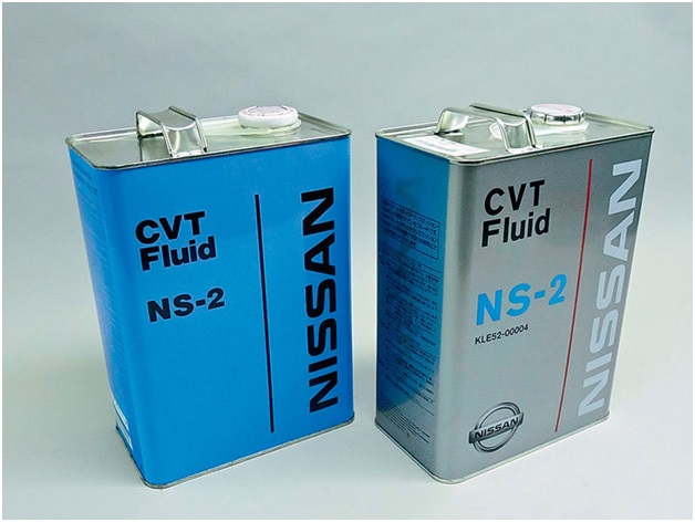 Nissan CVT NS-2