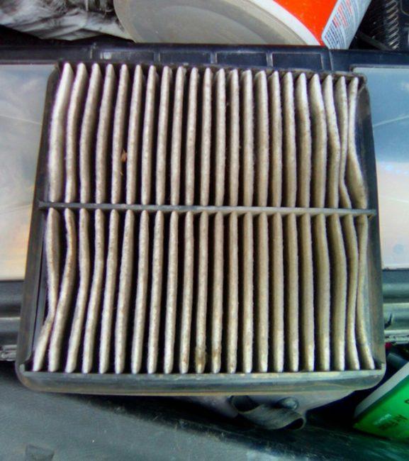 Фильтр воздушный Шевроле Ланос