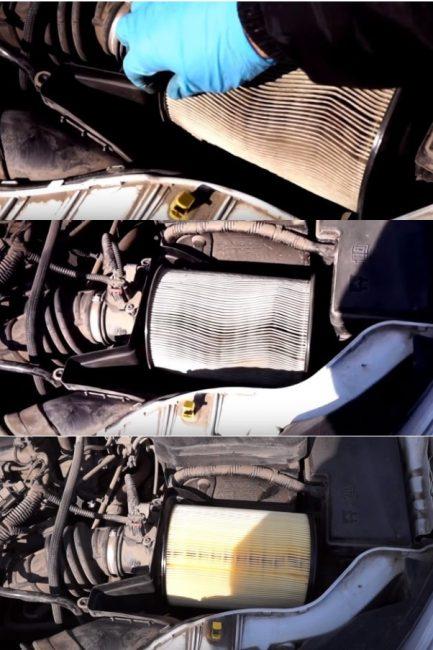 Фильтр воздушный Форд Фокус 3
