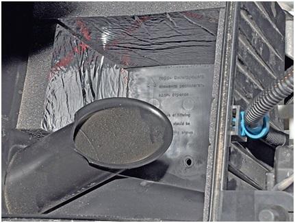Воздушный фильтр Lada Granta