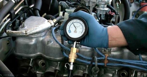 Датчик давления масла ВАЗ-2112