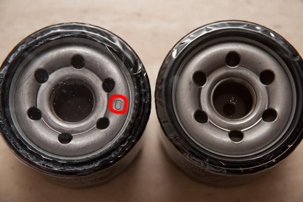 Датчик давления масла на Subaru Forester