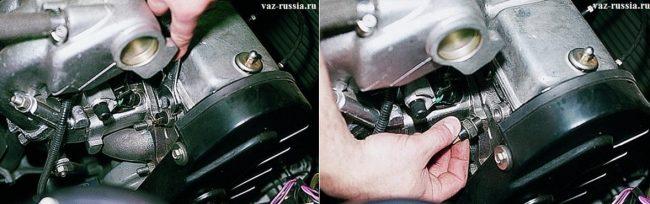 Датчик давления масла на ВАЗ-2109