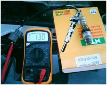 Датчик кислорода на ВАЗ 2107