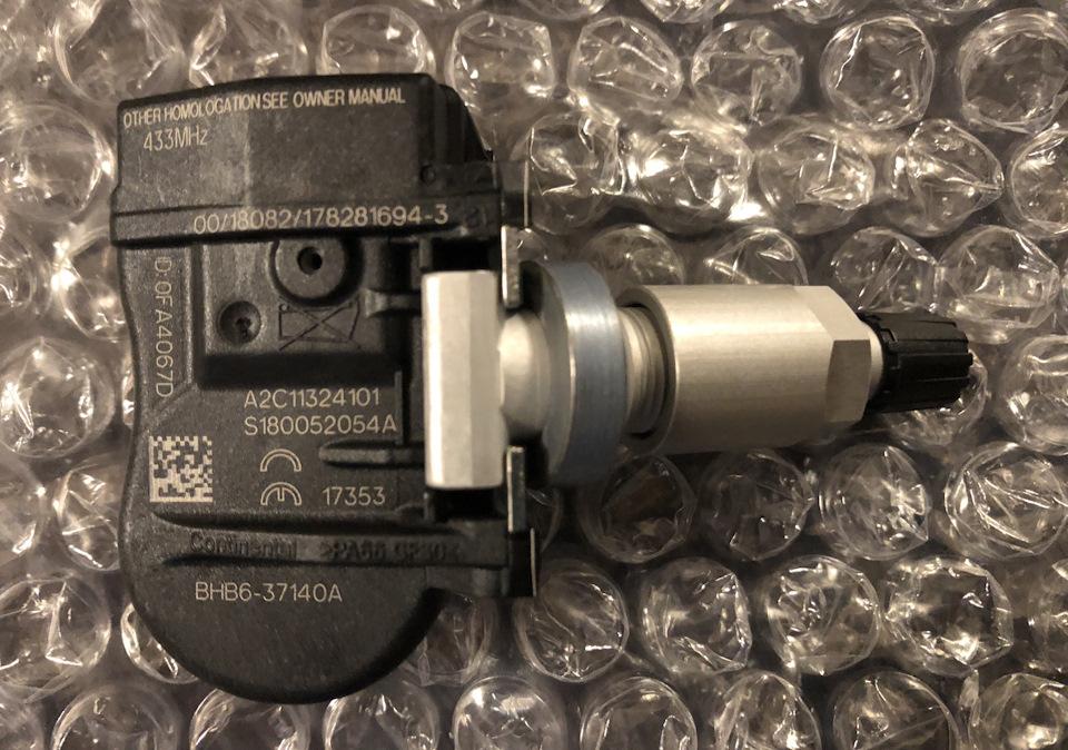 Датчик давления в шинах Мазда СХ5