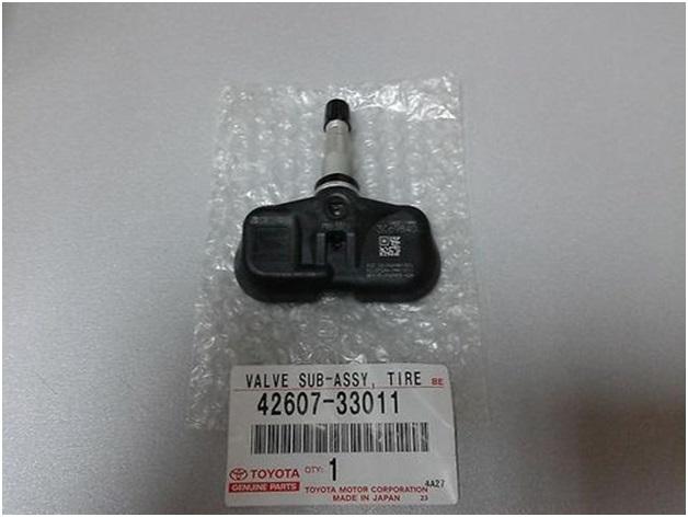 Оригинальный датчик давления в шинах Тойота РАВ 4