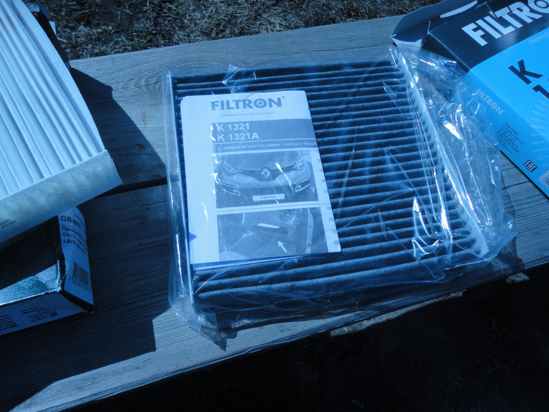 Filtron K 1321