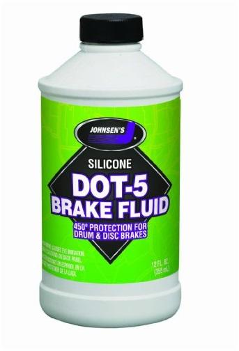 Тормозная жидкость DOT-5