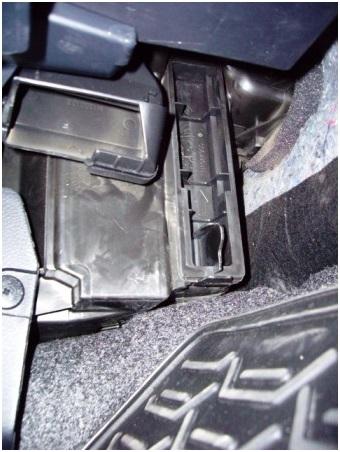 Салонный фильтр Nissan Note